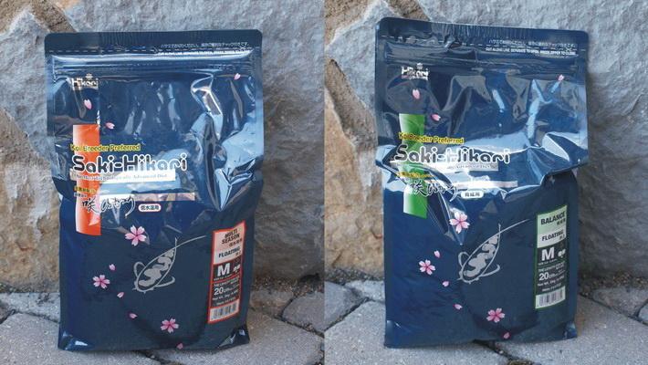 Špeciálne krmivo pre KOI na jar do studenej vody