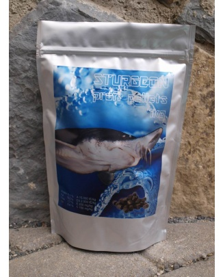 Sturgeon profi pellets 1kg 3mm