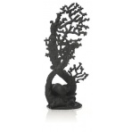 biOrb Fan coral ornament black