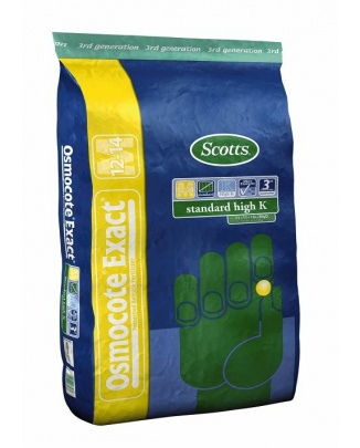 Scotts Osmocote Exact High K 12-14M 1kg