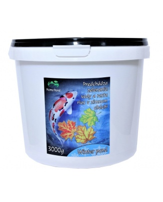 Winter Pond 3000 g