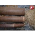 Tyč z tmavého bambusu Ø4cm