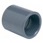 PVC priama spojka 25 mm