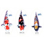 Nálepky Hikari V1
