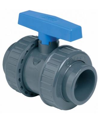 PVC guľový ventil 25 mm