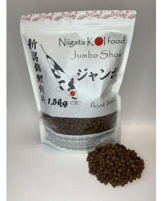 Niigata KOI food Jumbo Show 1,5kg