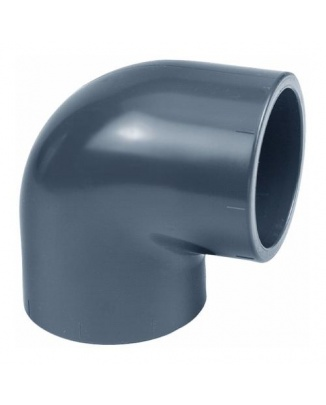 PVC koleno 32 mm 90°