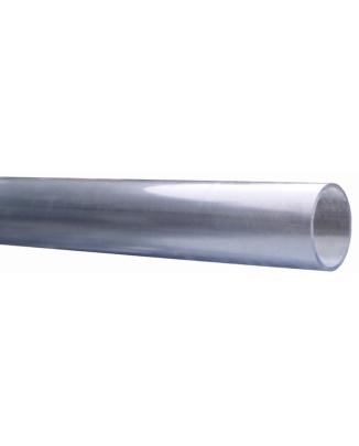 PVC Priesvitná trubka 63mm/1m