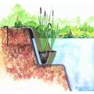 OASE jutové vrece na vodné rastliny