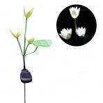 Lotosový solárny kvet