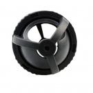 PVC výtoková rotačná hlavica 32 mm