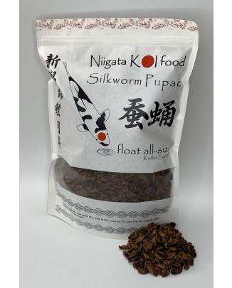 Niigata KOI food Silkworm Pupae 3 l