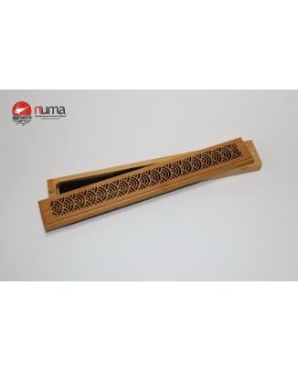 Japonská bambusová krabička
