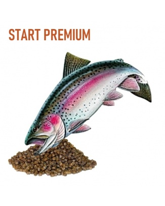 Krmivo pre pstruhy START PREMIUM 20 kg
