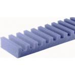 Filtračná pena Bioakvacit T-profil 100x100x7cm