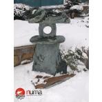 Japonská kamenná lampa