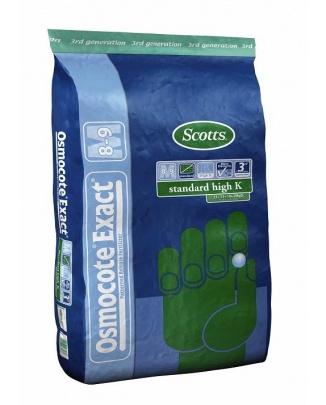 Scotts Osmocote Exact High K 8-9M 1kg