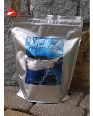 Sturgeon profi pellets 3kg 6mm
