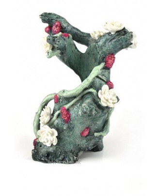 biOrb Flower trunk ornament green
