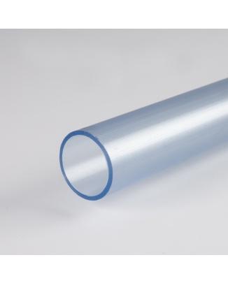 PVC Priesvitná trubka 25mm/1m