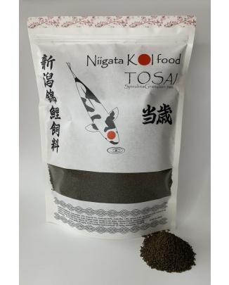 Niigata KOI food Tosai Spirulina 1.3 mm 2.5 l