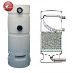 Shower filter sieve
