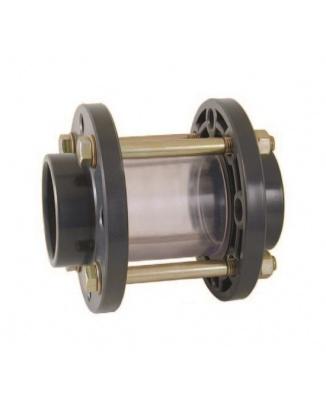PVC kontrolná trubka 110mm