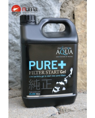 Evolution Aqua Pure+ Filter Start Gel 2,5 l