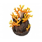 biOrb Lava rock with fire coral ornament