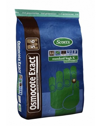 Scotts Osmocote Exact High K 5-6M 1kg