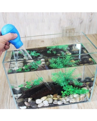 Ručný akvarijný odkaľovač