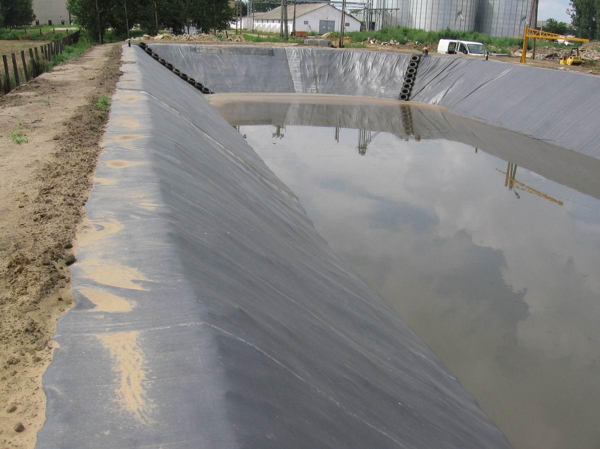 Rubber liner 6 10m numa for Epdm pond liner