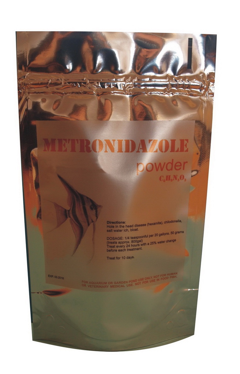 metronidazol i montaż